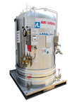 Skid tanks from Air Liquide is a smart bulk gas supply solution adapted to your needs