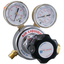 Pressure Regulators for Industrial Gases