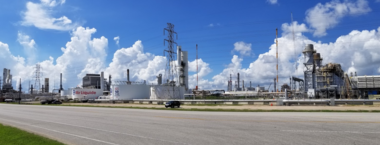 Air Liquide Bayport Complex in Pasadena, Texas