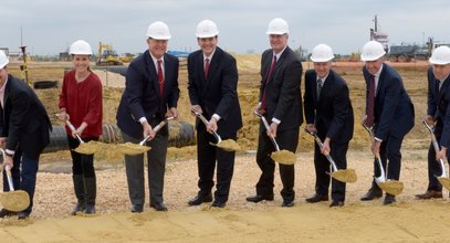 Air Liquide breaks ground for new production facility in Beaumont, Texas
