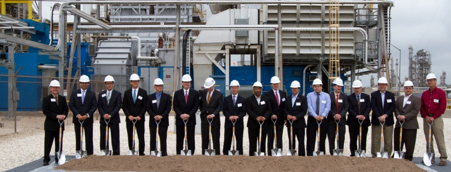 Air Liquide hosts groundbreaking event at its Bayport industrial complex