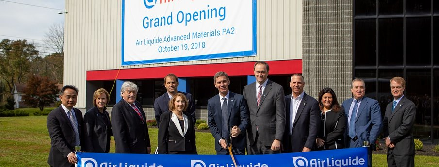 Advanced Materials New Facility Opening in Pa.