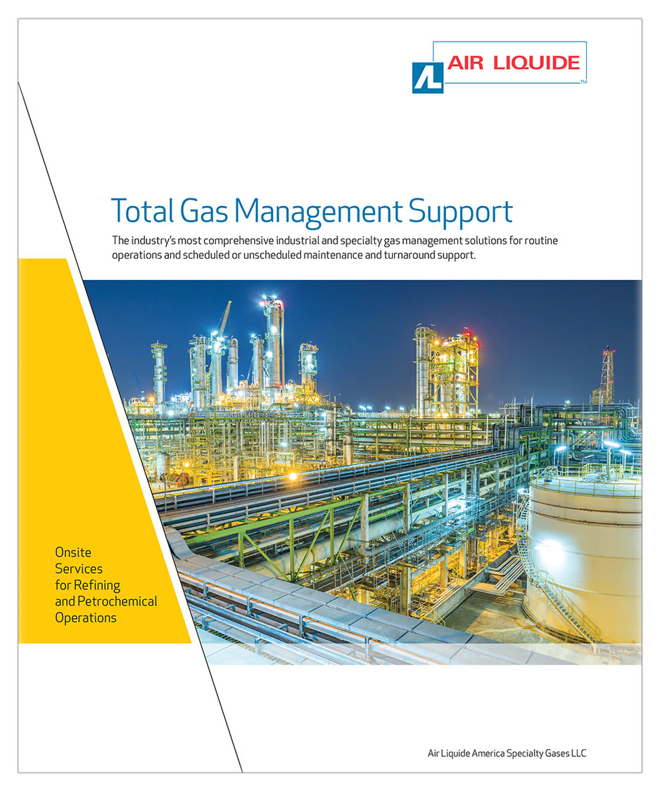 Total Gas Management Support for Refining and Petrochemical Operations
