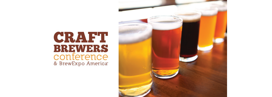 Craft Brewers Conference + BrewExpo America
